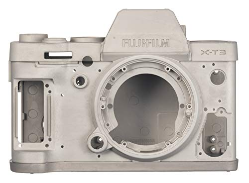 Fujifilm - X Series X-T3 Mirrorless Camera with XF18-55mm F2.8-4 R LM OIS Lens - Silver