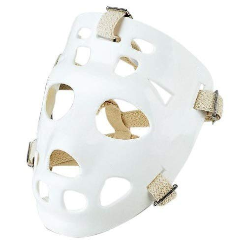 Mylec Goalie Mask, White ()