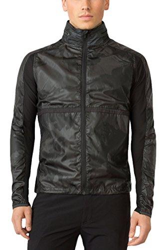 MPG Men's Trifecta 2.0 Run Jacket 2XL Grey Camo