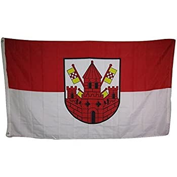 3x5 Luxembourg Germany German City Lion Royal Rough Tex Knitted Flag 3/'x5/'