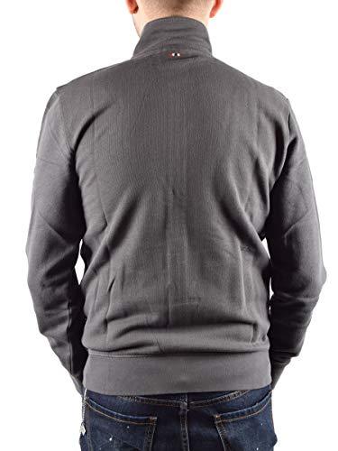 volcano Homme Napapijri shirt H74 Fz Bonthe Sweat Volcano Gris xPX00qAwI