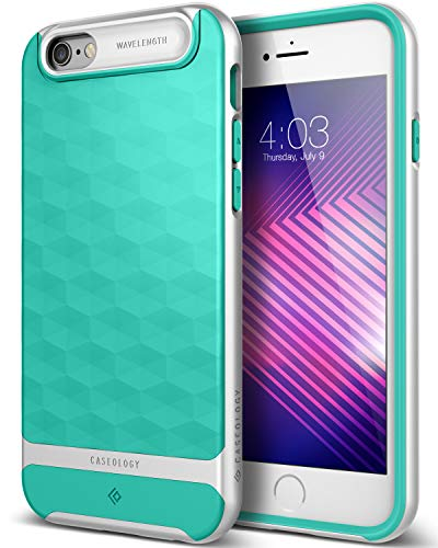 Caseology Parallax for Apple iPhone 6S Case (2015) / for iPhone 6 Case (2014) - Mint Green