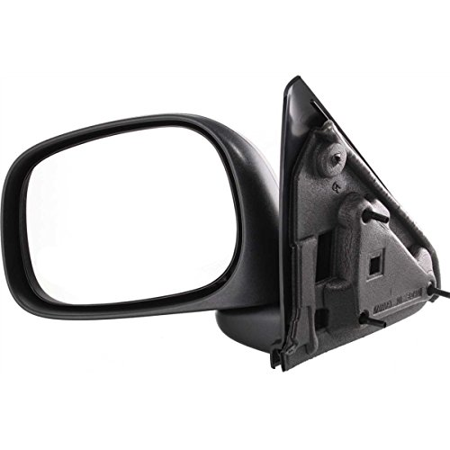TYC 4310312 Dodge Ram Pickup Driver Side Manual Replacement Mirror