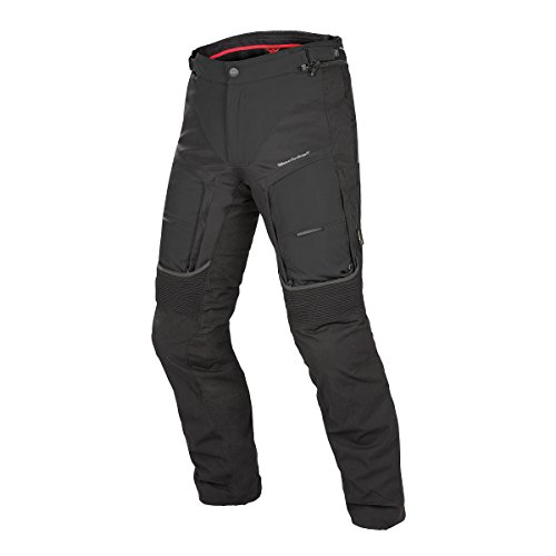 Dainese D-Explorer Gore-Tex Mens Pants Black/Black/Dark Gull Gray 33 USA/48 Euro