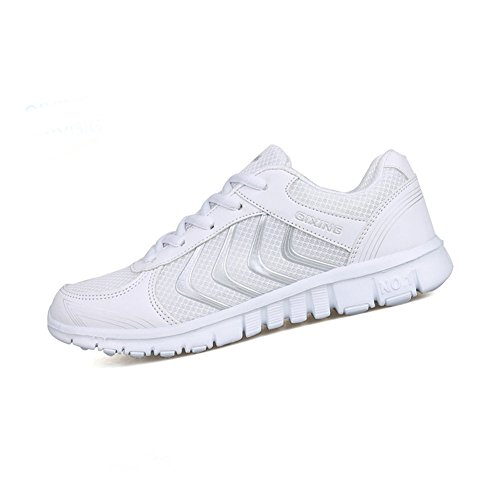 Image of STAINLIZARD Women's Casual Lace Up Athletic Running Tennis Shoes