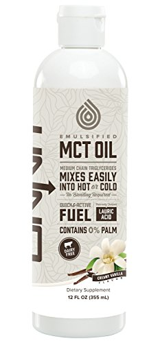 Onnit Emulsified MCT Oil Vanilla product image