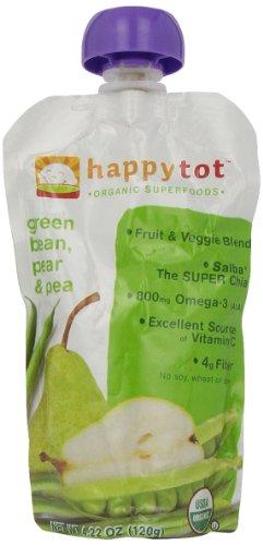 Happy Green Beans Peas 4 22oz