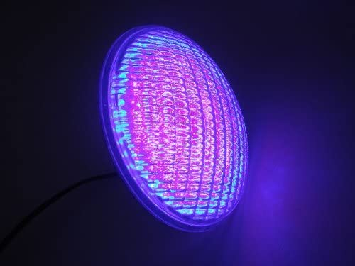 LED Schwimmbad Pool Beleuchtung Lampe PAR56 315 Led RGB Wellness mit  Fernbedienung