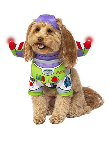 Rubie's Disney: Toy Story Pet Costume, Buzz Lightyear, X-Large