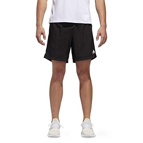 adidas Men's Own The Run Shorts, Core Black, Medium