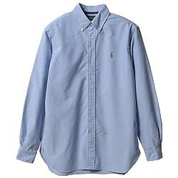 Polo Ralph Lauren Blue Classic Fit Oxford Shirt S