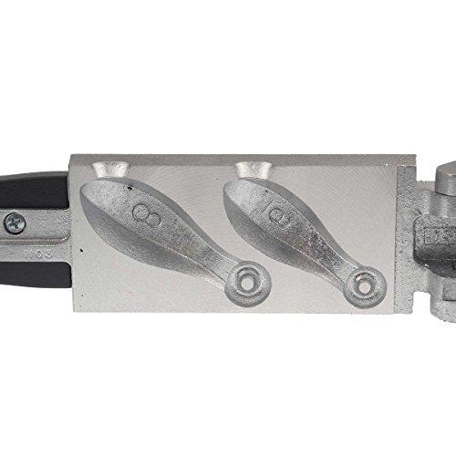 Do-It Bank Sinker Mold Assorted Sinker Sizes (Molds Weight Fishing)