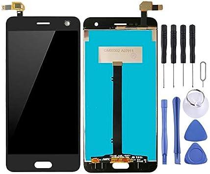 YANSHANG Repuestos para Smartphone Pantalla LCD XINGCHNE y ensamblaje Completo del digitalizador for ZTE Blade V8 BV0800 (Negro) Partes de refacción (Color : Black): Amazon.es: Electrónica