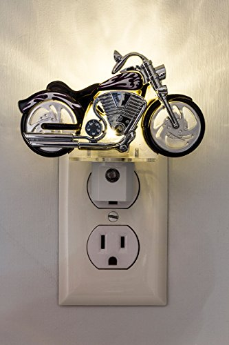 LED Motorcycle Night Light