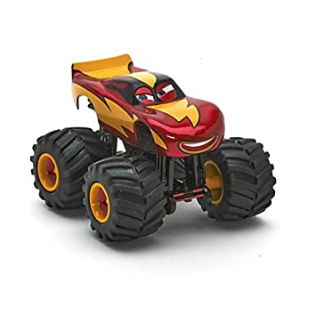 Disney Pixar Cars Monster Truck Lightning Mcqueen Die Cast Amazon
