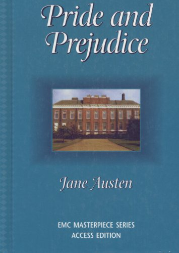 Pride and Prejudice: Access Editions (The EMC Masterpiece Series)