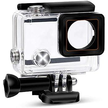 Amazon.com : Kupton Waterproof Case for GoPro Hero 7 Black ...