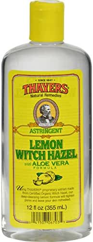 Thayer Witch Hazel Lemon