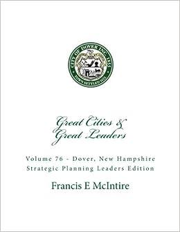 Amazon com: GreatCities Vol76 Dover New Hampshire Strategic
