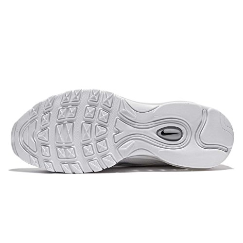 cheapest nicekicks NIKE Air Max '97 - Men's Mens 921826-101 White/Wolf Grey-black official site for sale cheap top quality BgeSSkWxK