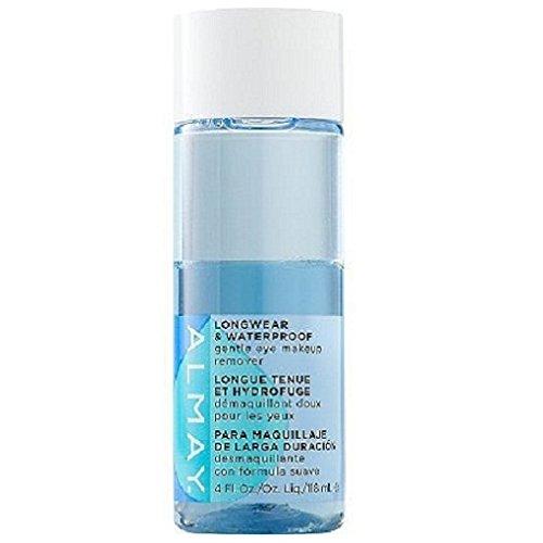 Nice Alm Eye Mkup Removr Lgwr Size 4 Almay Longwear & Waterproof Gentle Eye Makeup Remover Longwear Liquid 4oz for cheap