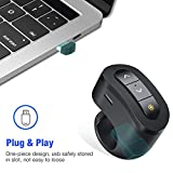 DinoFire Presentation Clicker USB Rechargeable