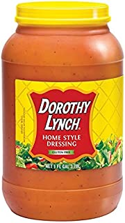 product image for Dorothy Lynch Homestyle Salad Dressing Gallon | Pack of 2 | Thick & Creamy | Sweet & Spicy | Taste The Entire Family Will LOVE | Made in USA
