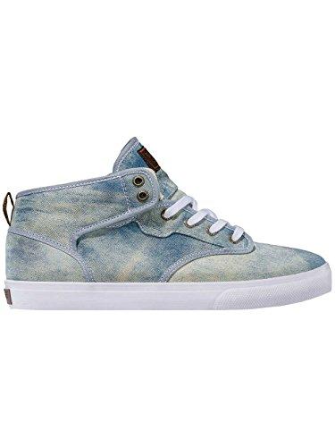 Globe Motley Mid Ns GBMOTLEYM - Zapatillas de skate de ante para hombre azul