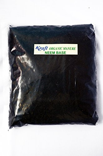 Organic Manure with Neem base box by Kraft Seeds