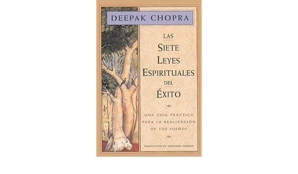 Las Siete Leyes Espirituales Del Exito Paperback Espaol