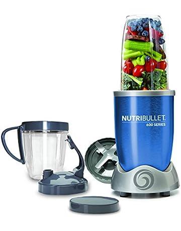 NutriBullet NBR-0928-B - Extractor de nutrientes original con recetario en Español