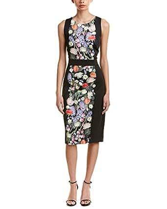 Ted Baker Kadın WA7WAKVA Elbise, Black, 4 Beden