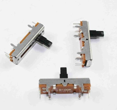100k ohm slide potentiometer - 2