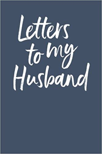 writing a love letter to my husband