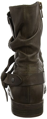 PMS Ankle Bottines Boot Cool Taupe Femme 1Hqaz