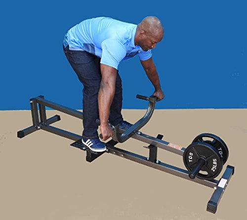 TDS Bend Over Lat Row Unit for Lat Rows, Rear Deltoid Rows, Shrugs
