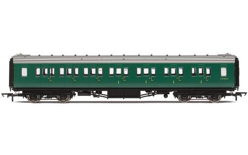 Hornby R4842 BR Ex SR Maunsell Composite Class Coach'S5145S' Multi
