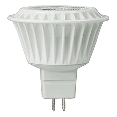Dimmable 5W MR16 LED 35W Equal CRI 82 40 Deg. Beam Angle TCP LED512VMR1630KFL