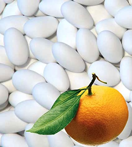 500 g boda almendras ser uno® Naranja schokomandeln Regalos ...