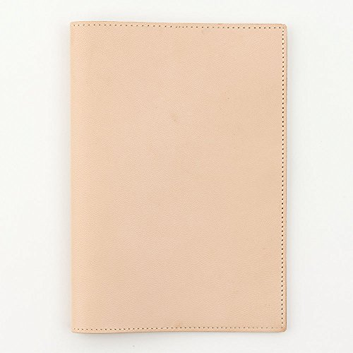 [Midori] MD series notebook jacket H222~W320mm made of goat skin