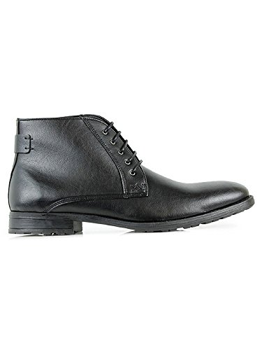 Will's Vegan Shoes Chukka boots black