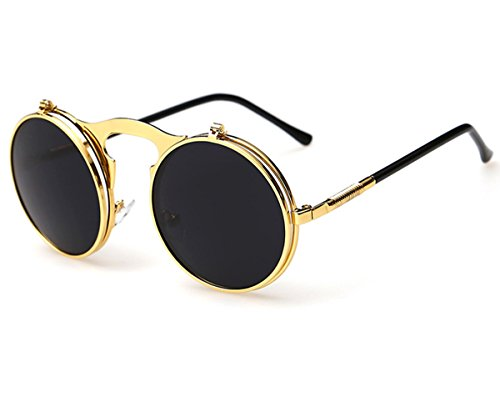 heartisan-unisex-retro-metal-round-frame-flip-up-vintage-sunglasses-c5