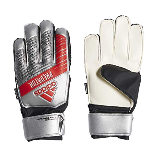 adidas Predator Top Training Fingersave Gloves Kids' Adidas Fingersave Goalkeeper Gloves