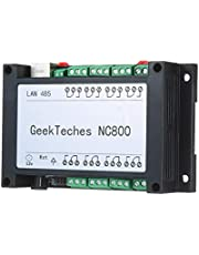 Tykeed TCP/IP Remote Controller Module with 8 Channel Relay(WEB) 9V-40V Smart Home Automation Switch Module