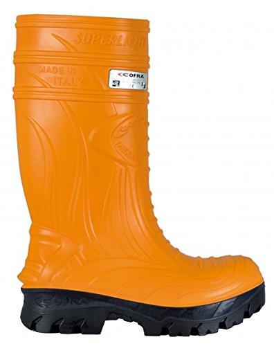Cofra Thermic S5 Hro CI SRC Chaussures de sécurité Taille 46 Orange