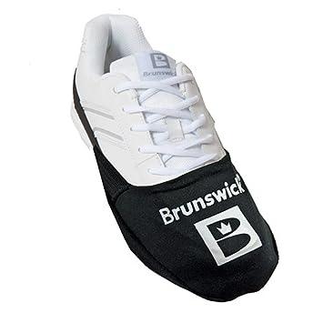 Amazon.com : Brunswick Offense Shoe Slider, Black : Bowling ...