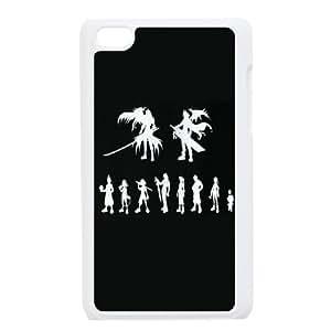 Ipod Touch 4 Phone Case Kingdom Hearts hC-C30365