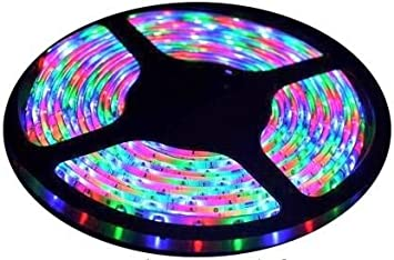 Fab Interia LED 196 inch Multicolor Rice Lights Pack of 1  LED Strips