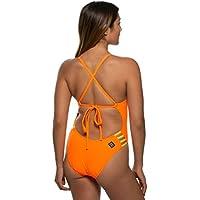 JOLYN Women's Tie-Back Gavin One-Piece Swimsuit