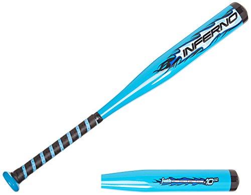 Franklin Sports Inferno Bat, Blue, 25-Inch/16-Ounce